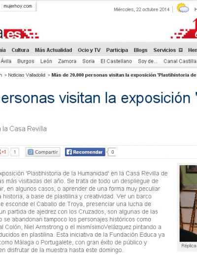 EL NORTE DE CASTILLA 4 ENERO 2013