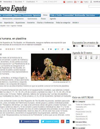 LA NUEVA ERA ESPAÑA 2 OCT 2014