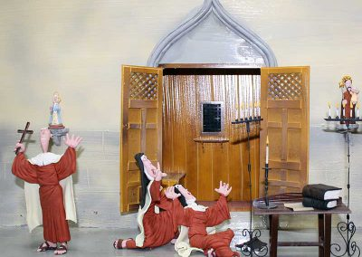 SANTA TERESA DE JESÚS EN ÁVILA