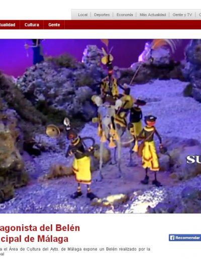 SUR TV 4 DIC 2012